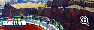 Discount Grand Canyon airplane tour discounts up to $160 OFF!