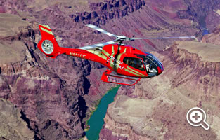 Discount Grand Canyon helicopter tours, Las Vegas Strip night flights & Hoover Dam helicopter tour discounts up to $120 OFF!
