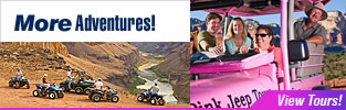 More Grand Canyon adventure tours at discount prices!