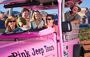 Grand Canyon Connoisseur Grand Canyon National Park Pink Jeep Tour