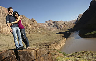 Grand Canyon Helicopter Tour Celebration Picnic