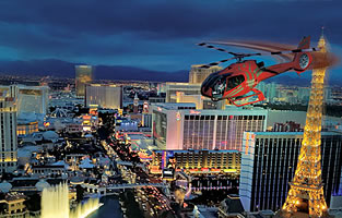 Las Vegas Strip Helicopter Night Flight Tour